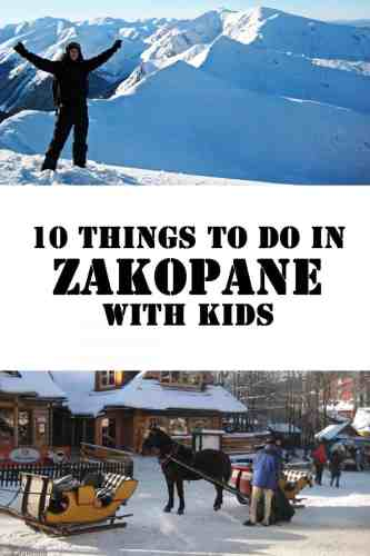 10 Things to do in Zakopane With Kids
