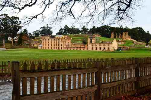 A Visit to Port Arthur Historic Site