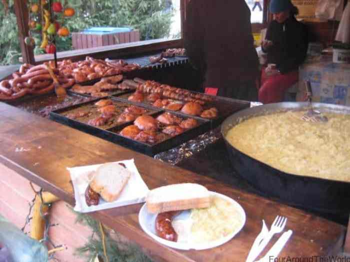 Must try Polish food in Krakow