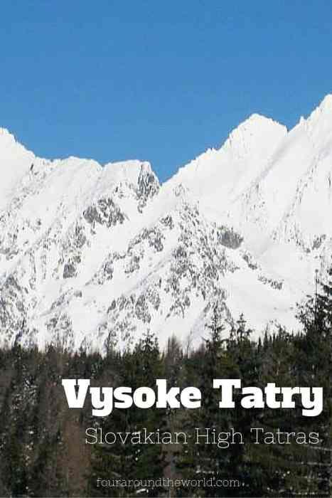 Yysoke Tatry: Slovakian High Tatras, caves and frozen lake visit