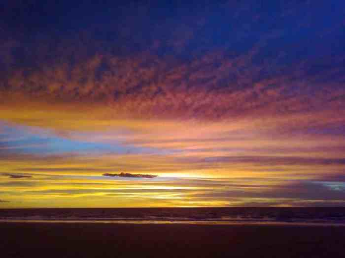 Broome Sunset - Best Of The Kimberley Broome in the Wet Season