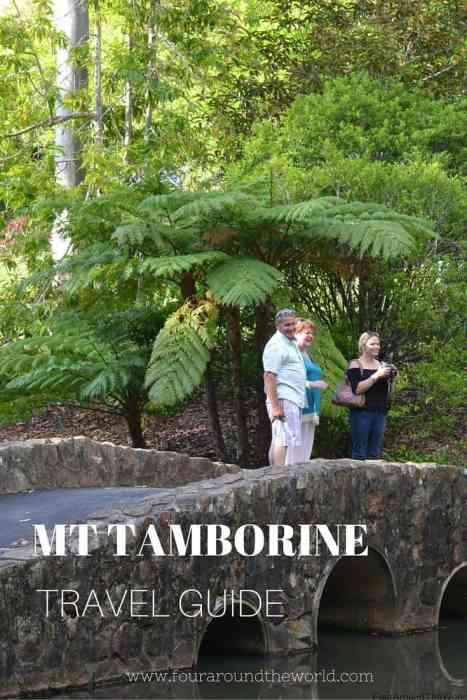 Mt Tamborine Travel guide