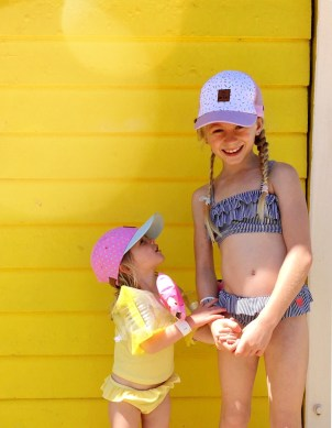 Goose and Moose Hats - kids summer essentials