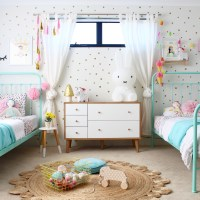 Shared girls bedroom ideas