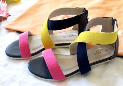 Bambi sandals by WALNUT melbourne - kids summer essentials
