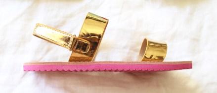 CORFU sandals by WALNUT melbourne - kids summer essentials