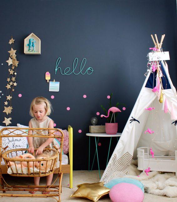 Bedroom ideas for children.
