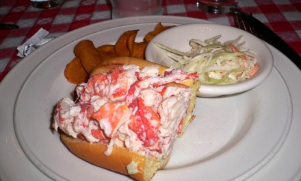 Déguster un sandwich au homard à Grand Central Station – New-York