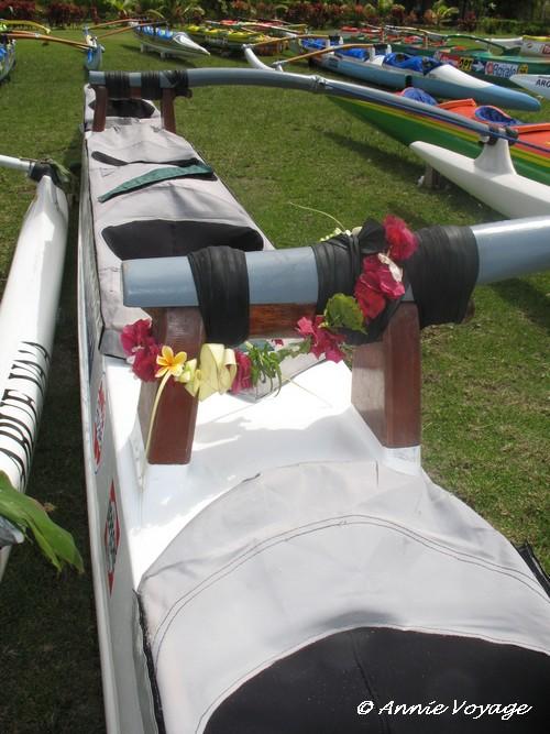 les pirogues de la Hawaiki Nui 2014