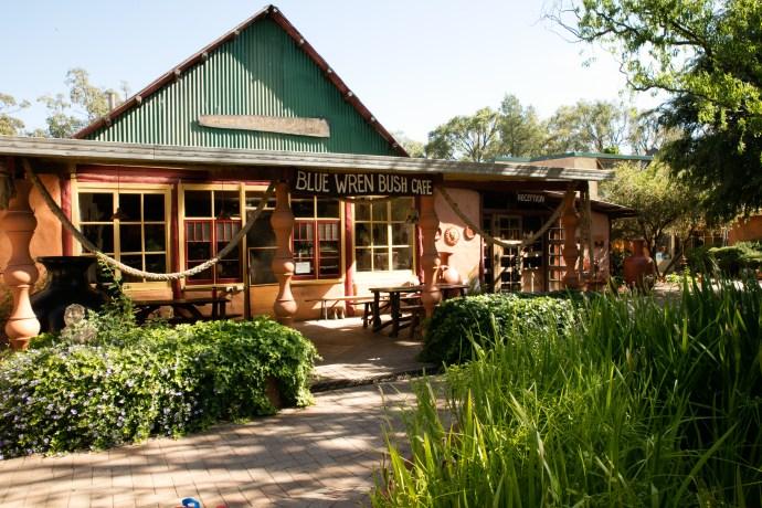 Pilliga Pottery & Blue Wren Cafe