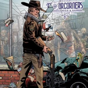Walking Dead 15th Anniversary Fourcorners Comics Variant