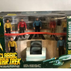 Classic Star Trek Bridge Set