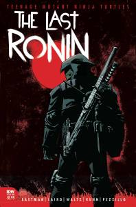 IDW - TMNT The Last Ronin #1