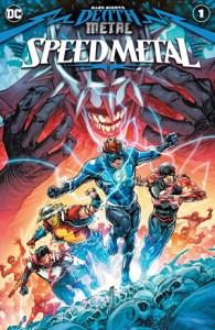 DC Comics - Dark Nights Death Metal Speed Metal #1