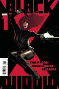 Marvel - Black Widow #1