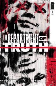 Image Comics - Department of Truth #1