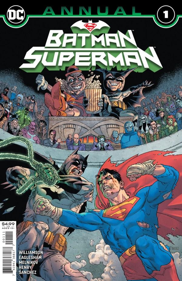Batman Superman Annual