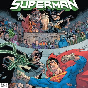 Batman Superman Annual