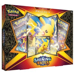 Pokemon TCG: Shining Fates Collection - Pikachu V