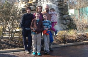 Reilly Family at the National Zoo