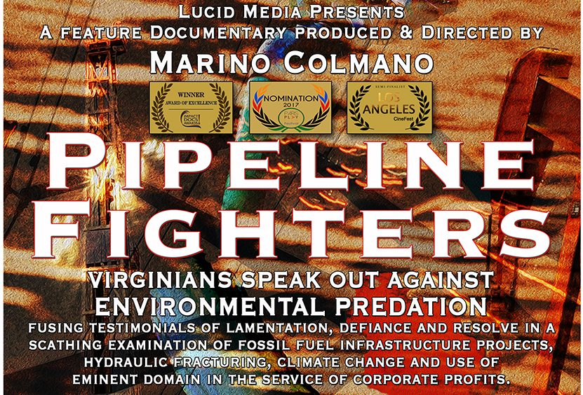 Pipeline Fighters Documentary on Amazon