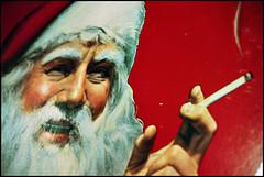 smoking-santa