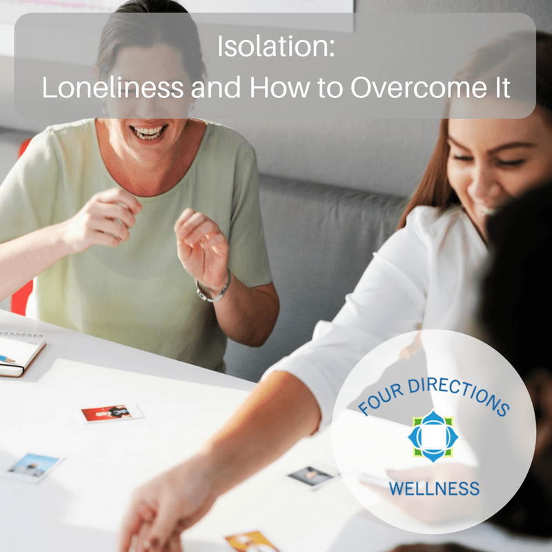 how do you overcome loneliness