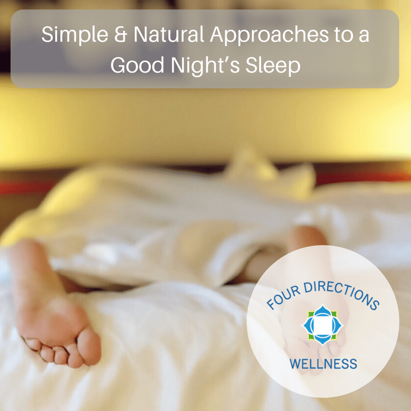 Insomnia Alternative Treatments
