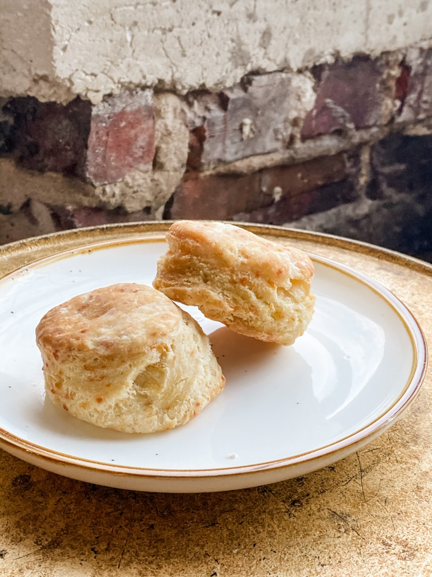 Cheddar Biscuits for Thanksgiving