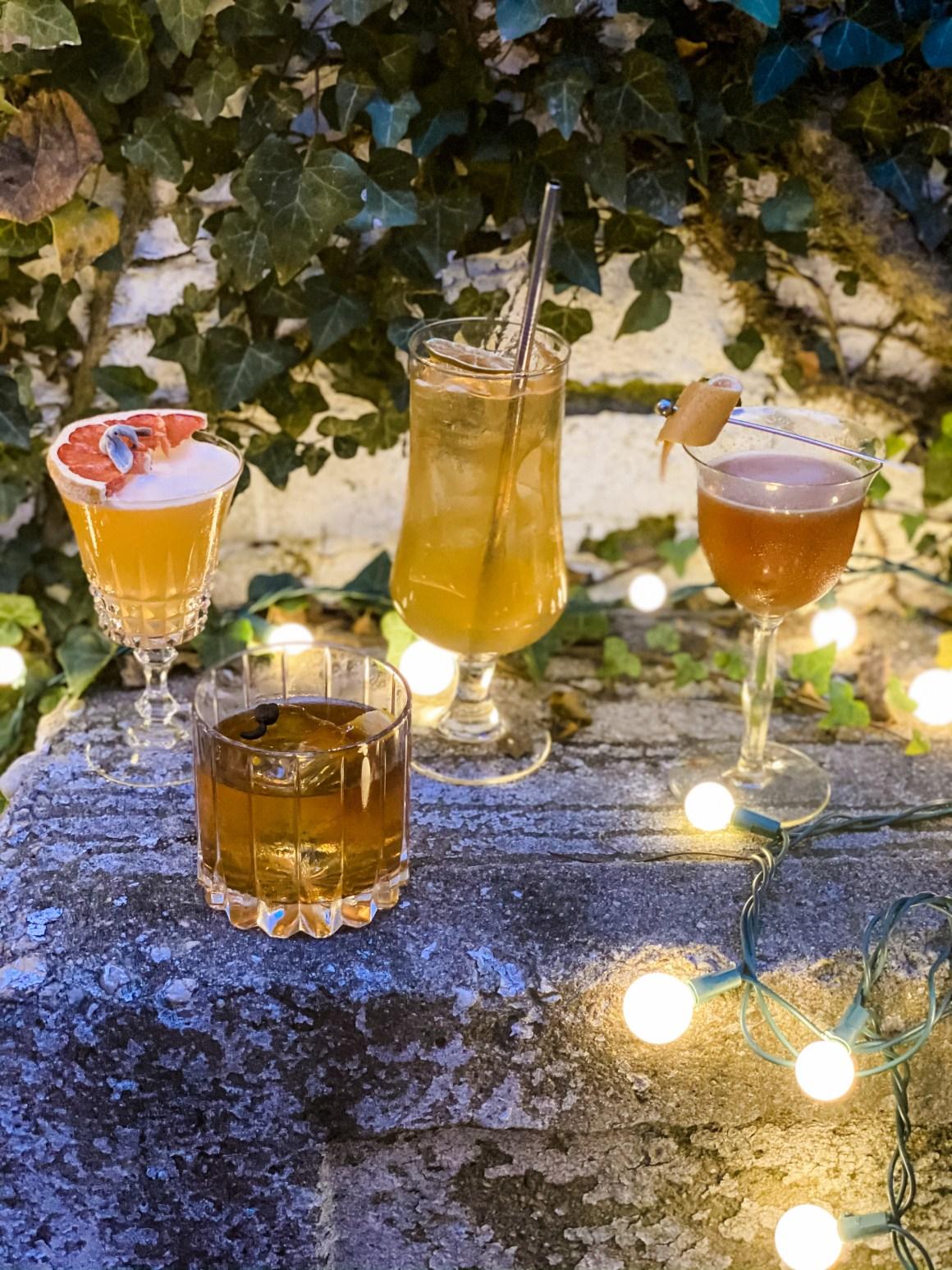 Christmas Cinema Cocktails