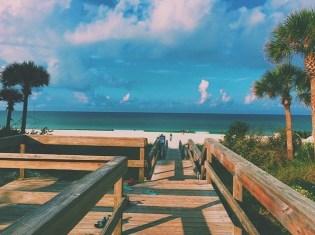 seaside on vacation