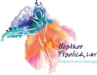 Heather Fraelick Bodywork Logo