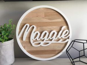 Name Rings, Plaques & Signs