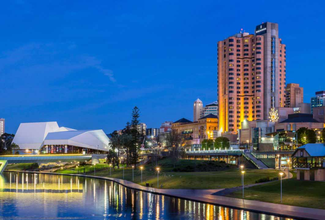 intercontinental-adelaide Outside 2