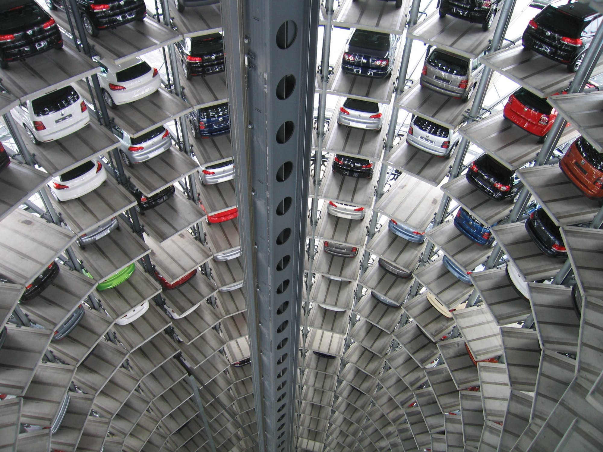 Car Rental Multistory