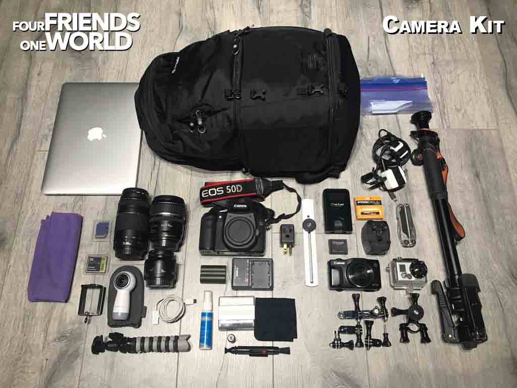 Top 5 Camera Kit Tips | Africa