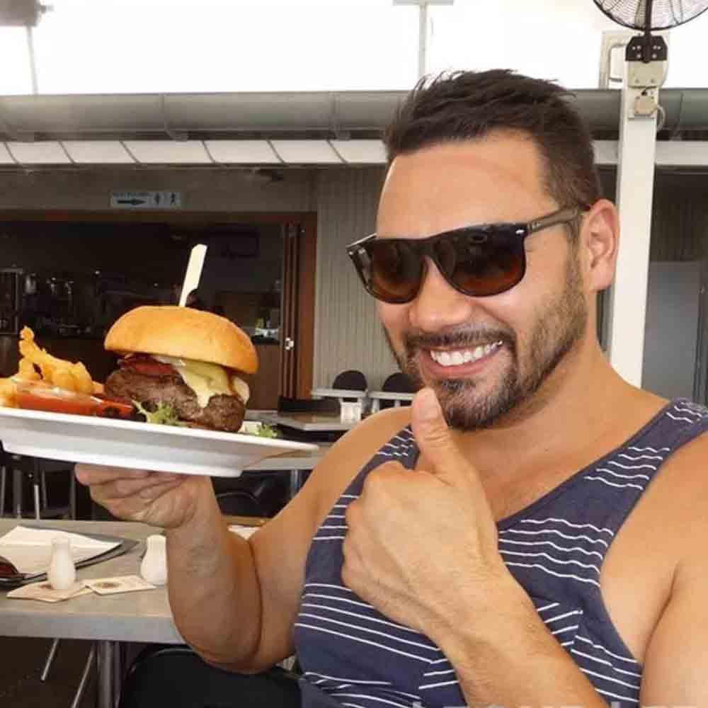 FT Burger Man