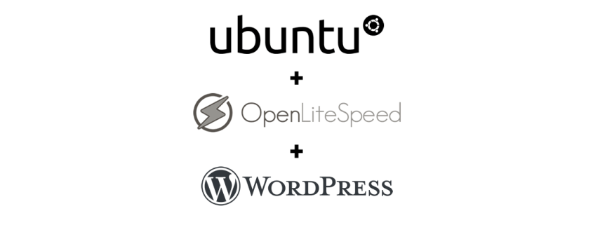 Ubuntu 18.04LTS with OpenLiteSpeed and WordPress