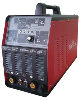 Pinnacle Primitig AcDc 208p Tig Welding Machine