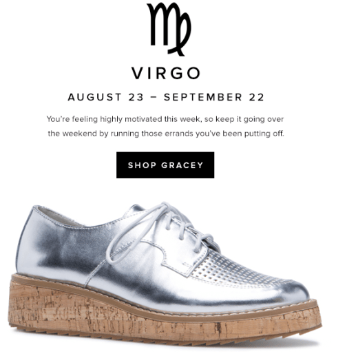 Shoe Dazzle_Virgo