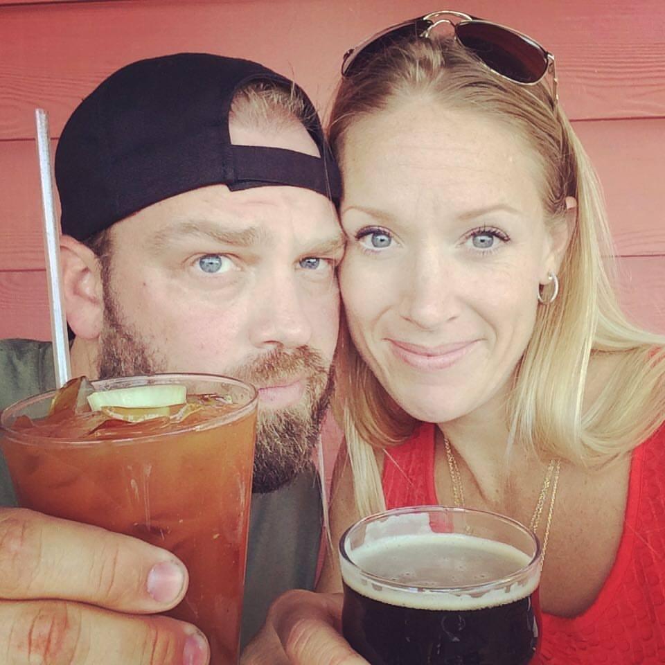 Chris and Sarah Ashbach