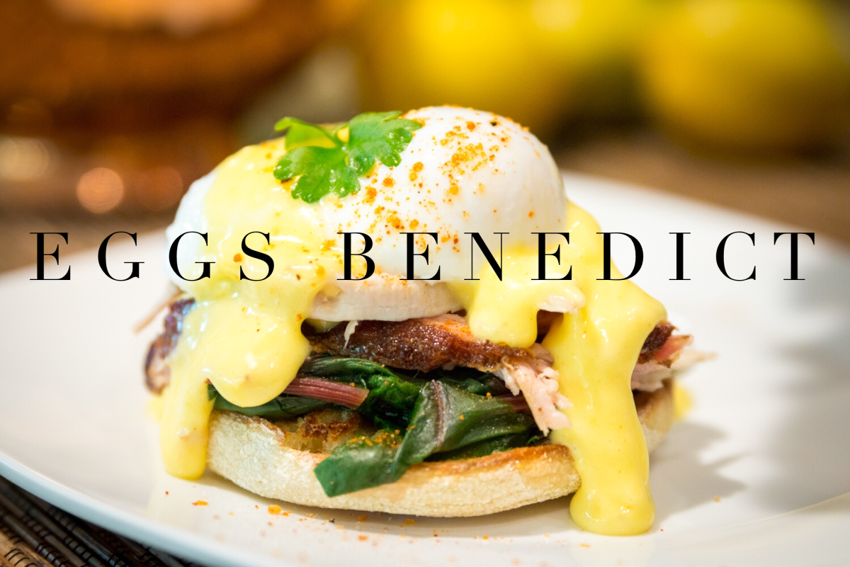 Pulled Pork Eggs Benedict Recipe