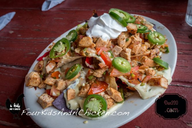 nacho's at smokey joes in amarillo