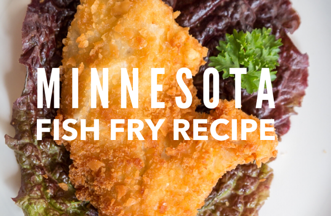 easy minnesota fish fry recipe