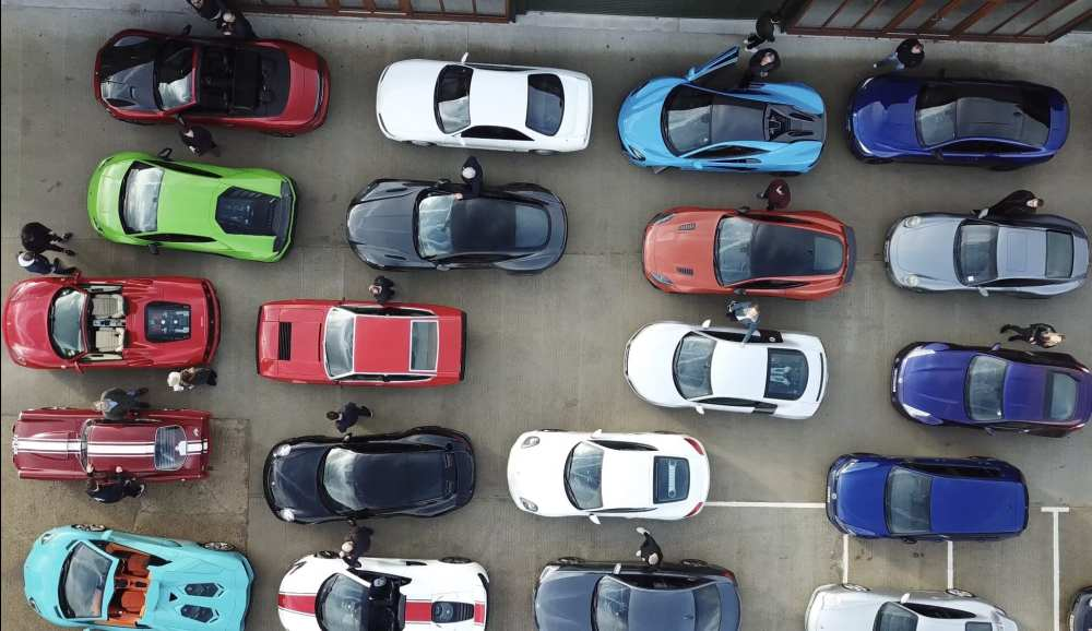 Supercar Owners Club Membership