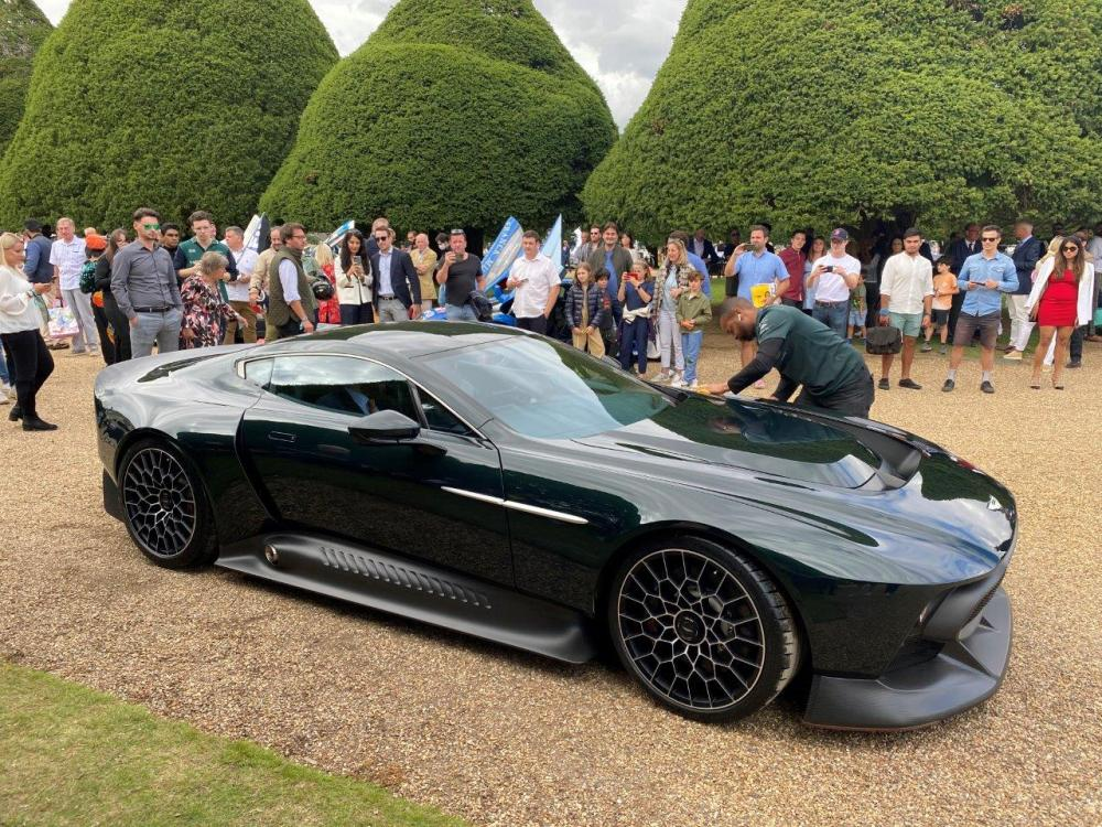 Aston Martin Victor by Four Marks Supercar Club