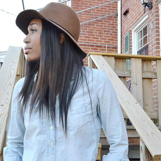 A Baltimore Fashion Blogger