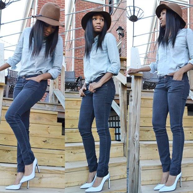 A Baltimore Fashion Blogger
