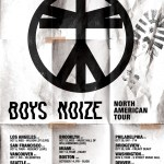 Boys Noize National Tour