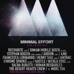 minimal effort los angeles